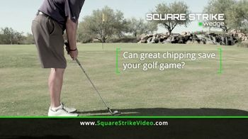 Square Strike Wedge TV Spot, 'Great Chipping' Featuring Andy North - Thumbnail 2
