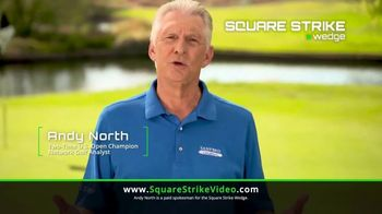 Square Strike Wedge TV Spot, 'Great Chipping' Featuring Andy North - Thumbnail 3