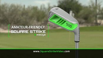 Square Strike Wedge TV Spot, 'Great Chipping' Featuring Andy North - Thumbnail 6