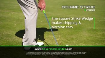 Square Strike Wedge TV Spot, 'Great Chipping' Featuring Andy North - Thumbnail 7