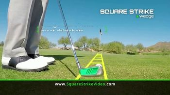 Square Strike Wedge TV Spot, 'Great Chipping' Featuring Andy North - Thumbnail 8