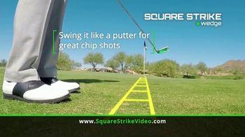 Square Strike Wedge TV Spot, 'Great Chipping' Featuring Andy North - Thumbnail 9