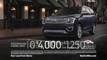 2018 Ford Expedition TV Spot, 'Welcome Home' [T2] - Thumbnail 8