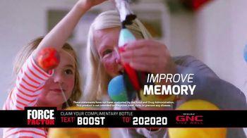 Force Factor Forebrain TV Spot, 'Cognitive Performance' - Thumbnail 7