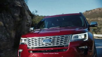 Ford Presidents Day Sales Event TV Spot, 'Teddy Roosevelt' [T2] - Thumbnail 3