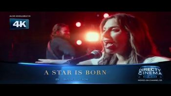 DIRECTV Cinema TV Spot, 'A Star is Born'