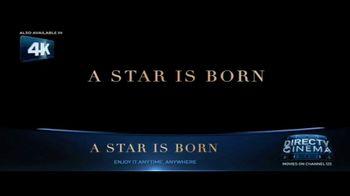 DIRECTV Cinema TV Spot, 'A Star is Born' - Thumbnail 8