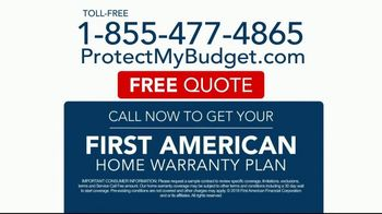 First American Home Warranty TV Spot, 'Call or Click' - Thumbnail 10