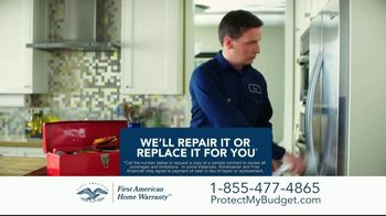 First American Home Warranty TV Spot, 'Call or Click' - Thumbnail 3