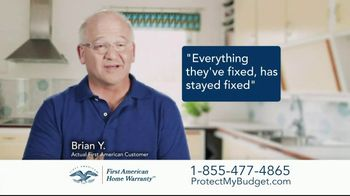 First American Home Warranty TV Spot, 'Call or Click' - Thumbnail 5