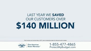 First American Home Warranty TV Spot, 'Call or Click' - Thumbnail 8