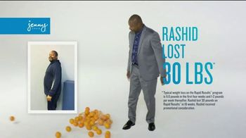 Jenny Craig Rapid Results TV Spot, 'Rashid: Five Days of Free Food' - Thumbnail 3