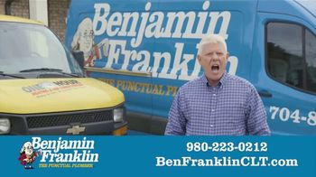 Benjamin Franklin Plumbing TV Spot, 'One Mission: Plumbing Repair'