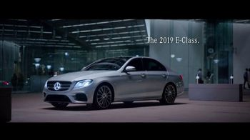 2019 Mercedes-Benz E-Class TV Spot, 'Tomorrow' [T2] - 961 commercial airings