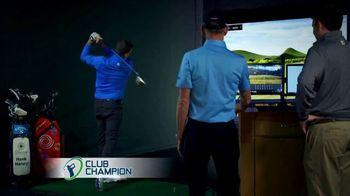 Club Champion TV Spot, 'David Leadbetter and Hank Haney Talk Club Champion' - Thumbnail 3