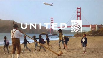 United Airlines TV Spot, 'Uniting the World' - Thumbnail 8