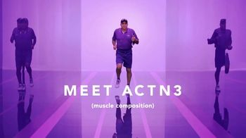 23andMe TV Spot, 'Meet Your Genes: ACTN3'