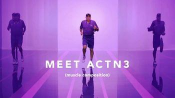 23andMe TV Spot, 'Meet Your Genes: ACTN3'