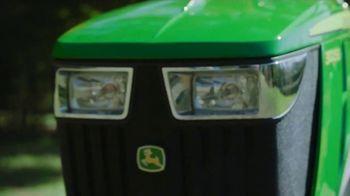 John Deere 3025E Tractor TV Spot, 'Your Land' - Thumbnail 2