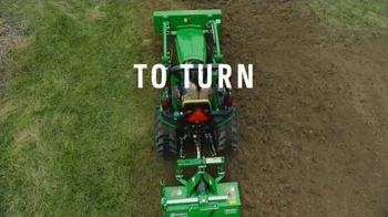 John Deere 3025E Tractor TV Spot, 'Your Land' - Thumbnail 4
