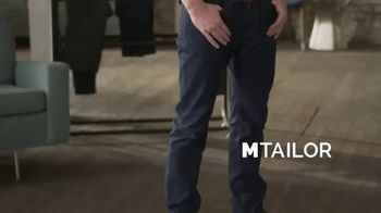 MTailor TV Spot, 'Perfectly Fitted Custom Jeans' - Thumbnail 1