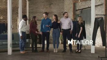 MTailor TV Spot, 'Perfectly Fitted Custom Jeans'