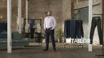 MTailor TV Spot, 'Perfectly Fitted Custom Jeans' - Thumbnail 2