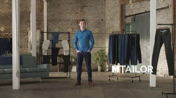 MTailor TV Spot, 'Perfectly Fitted Custom Jeans' - Thumbnail 3