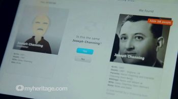 MyHeritage TV Spot, 'New Yorkers' - Thumbnail 5