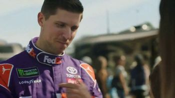 2019 Toyota Tundra TV Spot, 'Vibrations' Featuring Denny Hamlin [T1] - 259 commercial airings