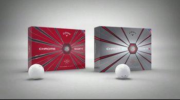Callaway Chrome Soft TV Spot, 'Better Tour Ball' - Thumbnail 7