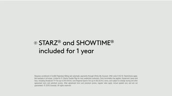 XFINITY Internet and TV TV Spot, 'At Home: Starz & Showtime' Featuring Amy Poehler - Thumbnail 10