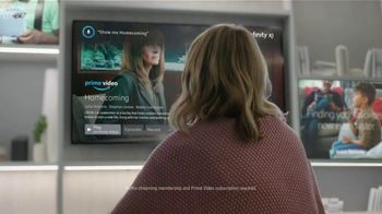 XFINITY Internet and TV TV Spot, 'At Home: Starz & Showtime' Featuring Amy Poehler - Thumbnail 2