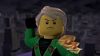 LEGO Ninjago Legacy Sets TV Spot, 'Adventure'