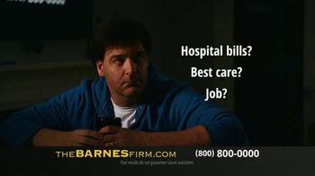 The Barnes Firm TV Spot, 'Morning Fall'