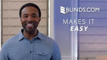 Blinds.com TV Spot, 'Save on Custom Blinds' - Thumbnail 1