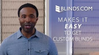 Blinds.com TV Spot, 'Save on Custom Blinds' - Thumbnail 2