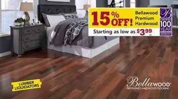 Lumber Liquidators TV Spot, 'Step Up Your Style: Bellawood' - Thumbnail 3