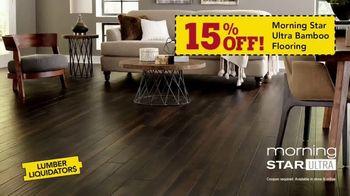 Lumber Liquidators TV Spot, 'Step Up Your Style: Bellawood' - Thumbnail 7