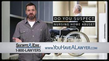 Saiontz & Kirk, P.A. TV Spot, 'Hurt by a Nursing Home'