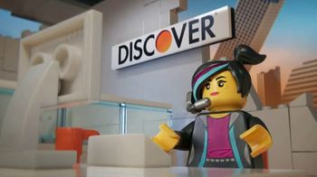Discover it Card TV Spot, 'Awesome: The Lego Movie 2: The Second Part'