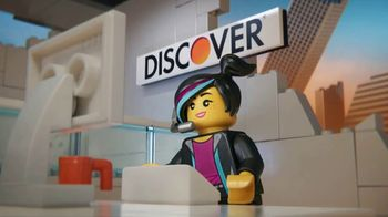 Discover it Card TV Spot, 'Awesome: The Lego Movie 2: The Second Part' - Thumbnail 2