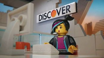 Discover it Card TV Spot, 'Awesome: The Lego Movie 2: The Second Part' - Thumbnail 3
