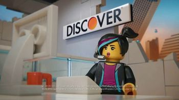 Discover it Card TV Spot, 'Awesome: The Lego Movie 2: The Second Part' - Thumbnail 4