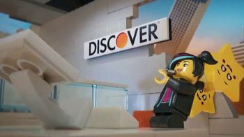 Discover it Card TV Spot, 'Awesome: The Lego Movie 2: The Second Part' - Thumbnail 8