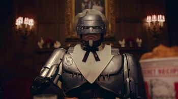 KFC TV Spot, 'Colonel RoboCop: Secret Recipe' - Thumbnail 2