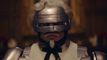 KFC TV Spot, 'Colonel RoboCop: Secret Recipe'