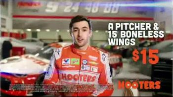 Hooters TV Spot, 'All We Need' Featuring Chase Elliott - Thumbnail 10