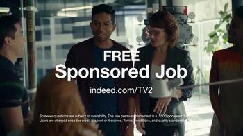 Indeed TV Spot, 'Simplify Your Hiring Process: Free Job Upgrade 2' - Thumbnail 8