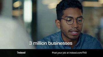 Indeed TV Spot, 'Simplify Your Hiring Process: Free Job Upgrade 2' - Thumbnail 6